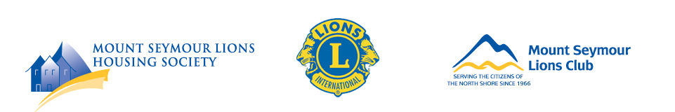Mount Seymour Lions Club and Hosing Society